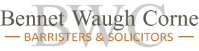 Bennet Waugh Corne Lawyers - Lawyer - Family Law - Real Estate Law - Law Firm - Winnipeg - Manitoba