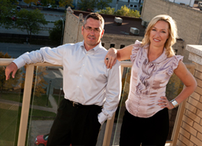 Two of Our Partners - Bennet Waugh Corne Lawyers - Family Law - Winnipeg - Manitoba